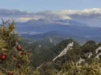Núvols sobre Montserrat